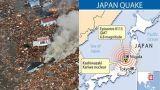 Últimas noticias: terremoto de Japón