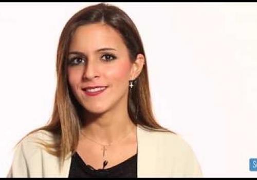 María Fernández, periodista